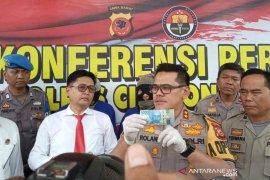 Satu pengedar uang palsu dikejar Polresta Cirebon