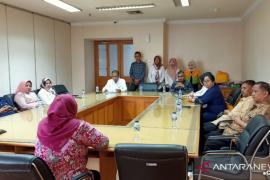 DPRD Gorontalo Utara kali pertama lakukan konsultasi beberapa Kementerian