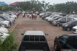 KPK minta Pemda se-Papua Barat hentikan sementara pengadaan kendaraan dinas