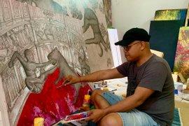 """11-19 Oktober, pameran """"Sudra Sutra"""" di Museum Neka angkat relief Yeh Pulu"""