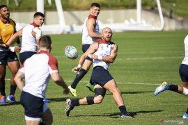 Piala Dunia Rugby - Laga Inggris kontra Prancis berpeluang dibatalkan karena topan Hagibis