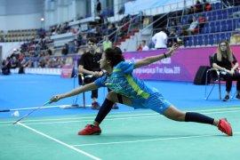 Dua tunggal putri melaju ke perempat final WJC