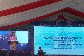Menteri Susi pikirkan konsep Sentra Kelautan-Perikanan Terpadu sejak pengusaha