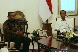 Jokowi dan SBY bahas kondisi politik bangsa terkini