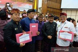 Gianyar raih penghargaan keterbukaan informasi publik tingkat provinsi