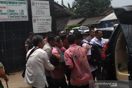 Brigjen Pol Dedi Prasetyo: Densus 88 dalami keterkaitan pelaku penusukan dengan jaringan teroris