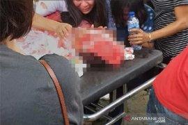 Gempa beruntun terjadi di Ambon, seorang siswa SMP tewas tertimpa reruntuhan bangunan