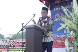 Anggota DPR RI janji perjuangkan air bersih masyarakat Aceh  Besar