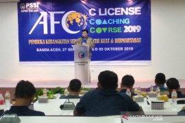 PSSI minta pelatih lisensi aktif bina sepak bola  Aceh