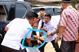 Brigjen Pol Dedi Prasetyo: Pelaku penusukan menggunakan gunting