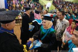 Polnep PDD Kapuas Hulu wisuda 230 mahasiswa