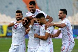 Kualifikasi Piala Dunia, Iran hancurkan Kamboja 14 gol tanpa balas