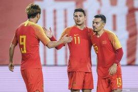 Kualifikasi piala dunia, China dan Suriah belum terbendung di Grup A