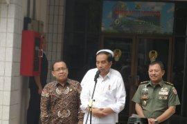 Kondisi Menko Polhukam Wiranto stabil