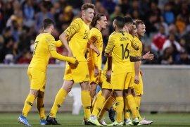Kualifikasi Piala Dunia, Australia lanjutkan catatan bagus, Kuwait tertahan