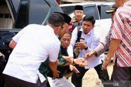 Ini pengakuan keluarga mantan istri Syahrial, pelaku penyerang Wiranto