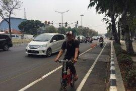 Pelanggar jalur sepeda akan kena tilang mulai 20 November 2019