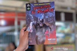 """Komik terakhir seri Gundala judul """"Bangkitnya Ki Wilawuk"""" terbit di Comic Con"""