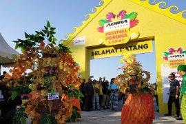 Makassar tampilkan budaya lokal melalui Festival pesona Adira Finance