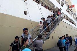 36 pengungsi Wamena asal Malut tiba di Ternate
