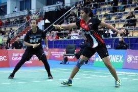 Bulutangkis dunia junir, ringkasan pertandingan, tiga wakil Indonesia maju ke final