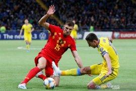 Kualifikasi Piala Eropa - Belgia bidik sapu bersih kemenangan di Grup I
