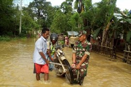 Ratusan rumah di Aceh terendam banjir