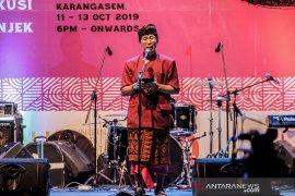 "11-13 Oktober, ""Karangasem World Music Festival"" untuk pulihkan pariwisata Bali"