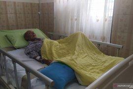 Polisi turun tangan bantu perawatan kakek yang sempat terlantar di Medan