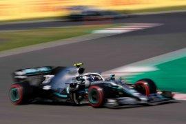 Bottas dapat hukuman karena ganti mesin di Abu Dhabi