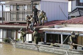 Topan Hagibis sebabkan 23 orang meninggal di Jepang