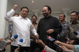 Prabowo Subianto akan menemui Cak Imin pada Senin malam