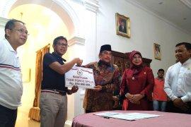 Perantau Sumbar korban Wamena dibantu DPD RI  Rp850 juta