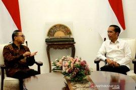 Zulkifli Hasan dan Jokowi bahas Amandemen UUD 1945
