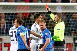 Jerman cuma butuh 10 pemain untuk pecundangi  Estonia