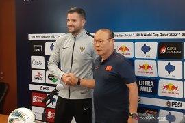 "Kualifikasi Piala Dunia, Lawan Vietnam, Indonesia jalani laga penting dengan fisik ""kering"""