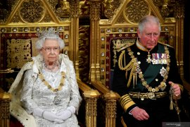 Pangeran Charles positif mengidap virus corona