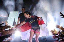 Priscilla selangkah lagi tantang juara dunia