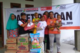 IHGMA Banten salurkan bantuan 10.000 kotak susu ke Maluku dan Wamena