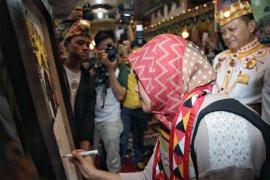 Wagub dan Tokoh Lampung Tandatangani Komitmen Kerukunan Umat Beragama