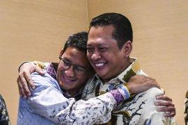 MPR antarkan undangan pelantikan ke Jokowi dan SBY hari ini
