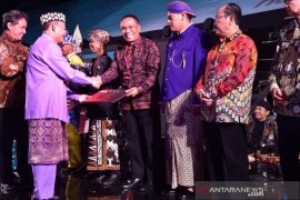 "Gianyar raih ""Anugerah Kebudayaan 2019"" dari Mendikbud"