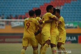 Tim Sriwijaya FC antisipasi asap jelang laga terakhir lawan Aceh Babel United