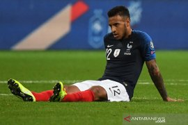 Prancis gagal amankan tiket Piala Eropa 2020
