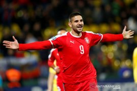 Kualifikasi Piala Eropa, Serbia jaga asa lolos usai pecundangi Lithuania