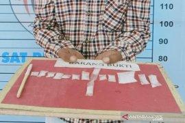 Pengedar sabu ditangkap bersama belasan paket sabu di Aceh Utara