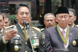 Amankan pelantikan presiden, TNI AD siapkan seluruh kekuatan