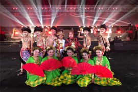 Pelajar Lampung Tampil Di Pekan Budaya Nasional 2019