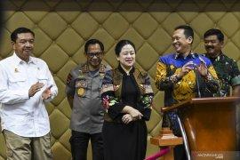 Puan Maharani: Gerindra bukan ingin bermanuver ke dalam koalisi pemerintah