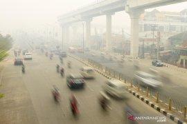 Ini tips menghadapi kabut asap pekat